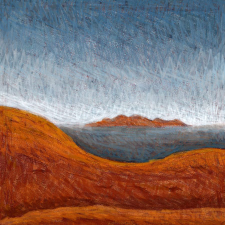 The Olgas from Uluru No 1